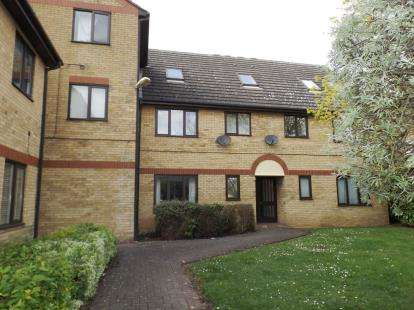 1 Bedroom Flat for sale in Phorpres Court, St. Margarets Road, Peterborough, Cambridgeshire