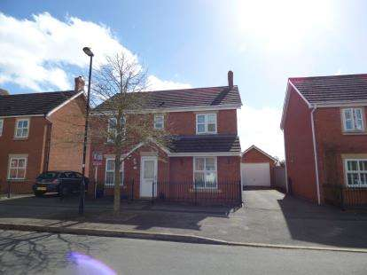 4 Bedrooms Detached House for sale in Thresher Drive, Swindon, Wiltshire