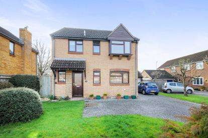 3 Bedrooms Detached House for sale in Windflower Road, Swindon, Wiltshire