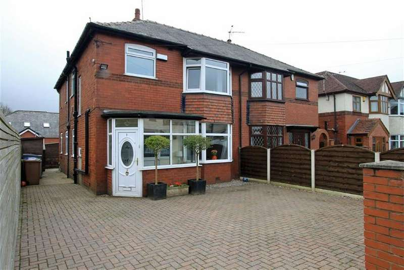 3 Bedrooms Semi Detached House for sale in 1, Weythorne Drive, Birtle, Bury, BL9