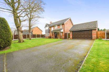 4 Bedrooms Detached House for sale in Sunniside Lane, Runcorn, Cheshire, WA7