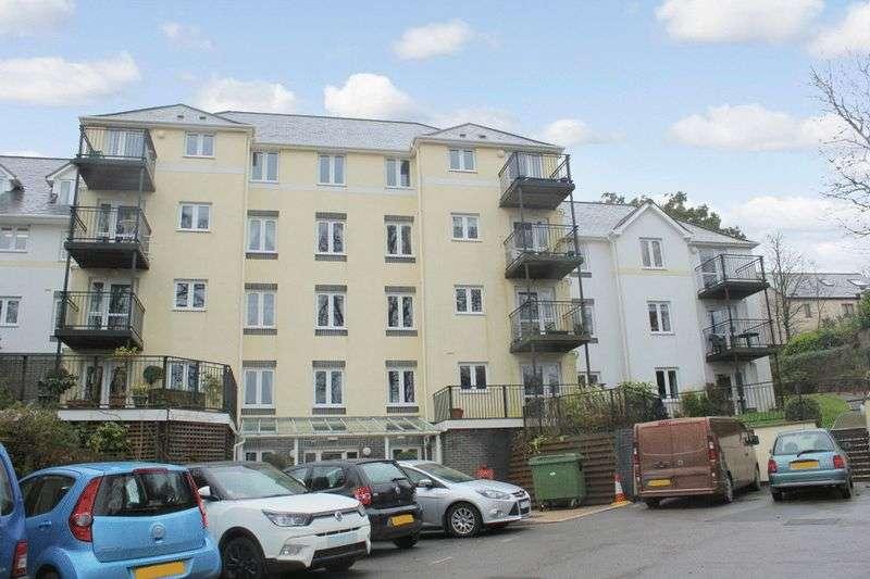 1 Bedroom Retirement Property for sale in Manaton Court, Launceston, PL15 9DR