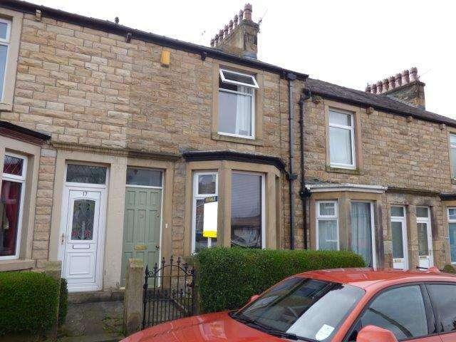 2 Bedrooms Terraced House for sale in Devonshire Street, Lancaster, Lancashire, LA1 4TQ