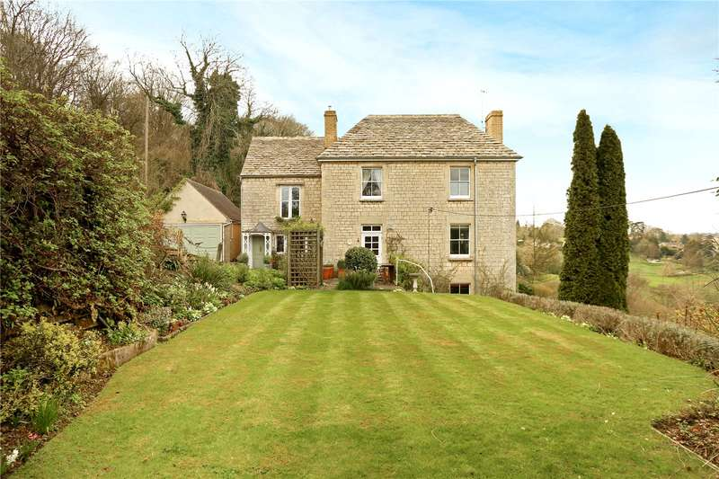 5 Bedrooms Detached House for sale in Gloucester Road, Edge, Gloucestershire, GL6