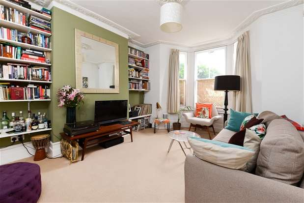 2 Bedrooms Flat for sale in Norwood Road, Herne Hill