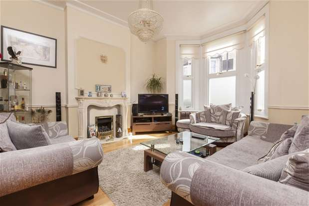 3 Bedrooms Terraced House for sale in Harpenden Road, West Norwood