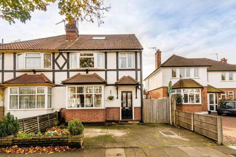 4 Bedrooms House for sale in Chudleigh Road, Twickenham, TW2