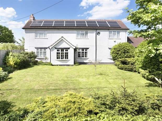 4 Bedrooms Detached House for sale in Frome Road, Southwick, Trowbridge