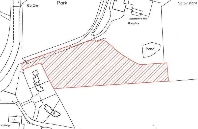Plot Commercial for sale in 92 Macclesfield Road