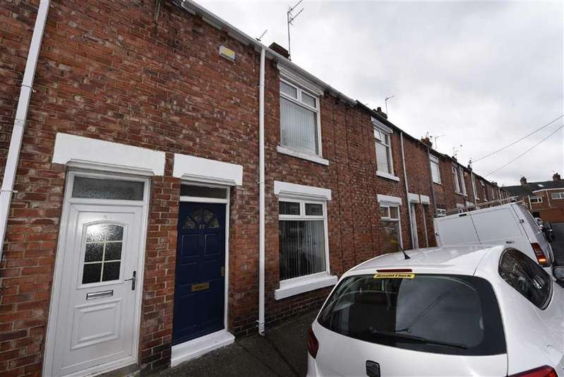 2 Bedrooms Terraced House for sale in Clifford Street, DH3
