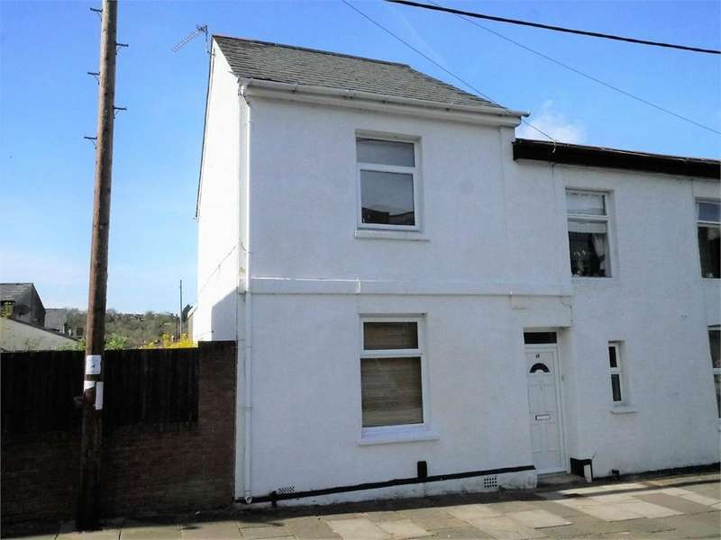 2 Bedrooms Terraced House for sale in Bridge Street, Cogan