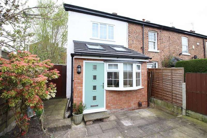 2 Bedrooms End Of Terrace House for sale in South Grove, Sale