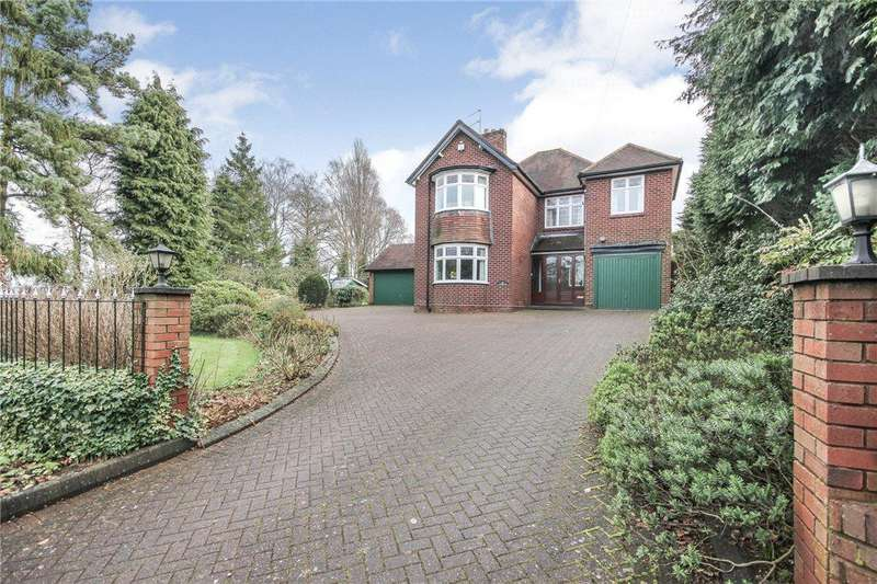 5 Bedrooms Detached House for sale in Worcester Road, Hackmans Gate, Worcestershire, DY9