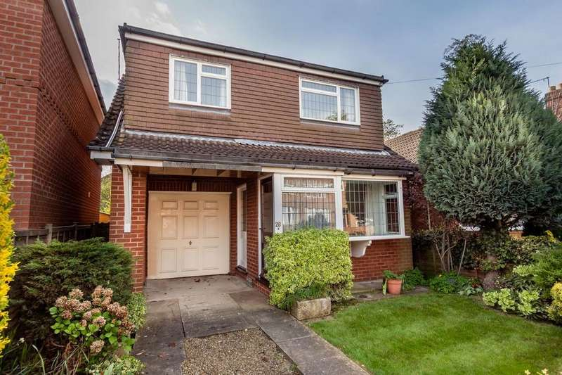 3 Bedrooms Detached House for sale in Lime Avenue, Stockton Lane, York