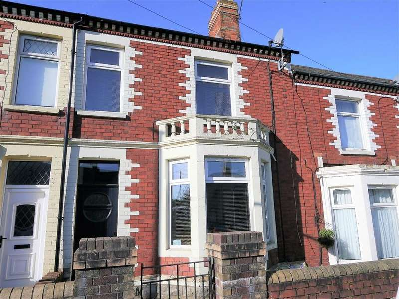 4 Bedrooms Terraced House for sale in Dingle Road, Penarth