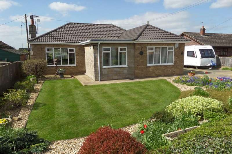 3 Bedrooms Detached Bungalow for sale in High Street, East Ferry