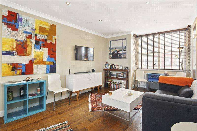 2 Bedrooms Flat for sale in Lanark Mansions, Pennard Road, London, W12