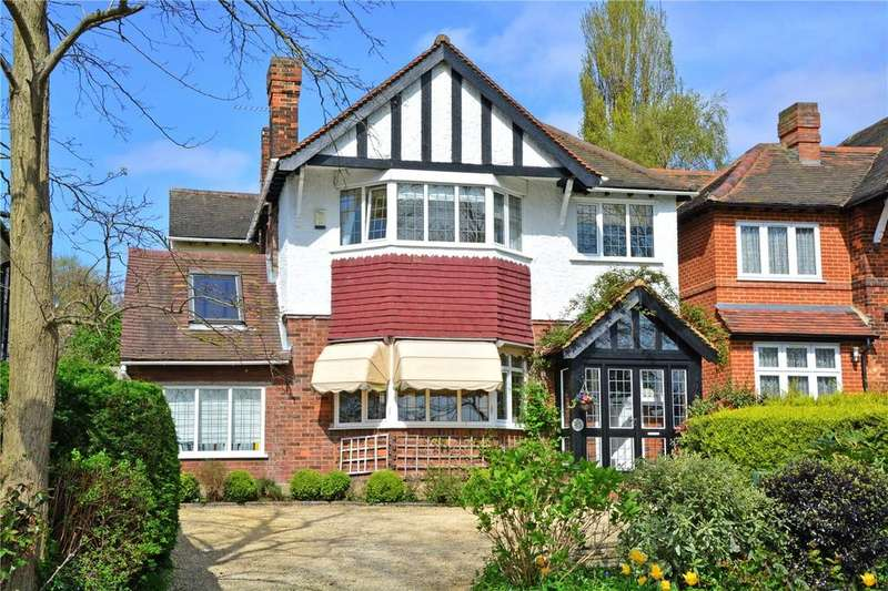 3 Bedrooms Detached House for sale in Manor Way, Blackheath, London, SE3