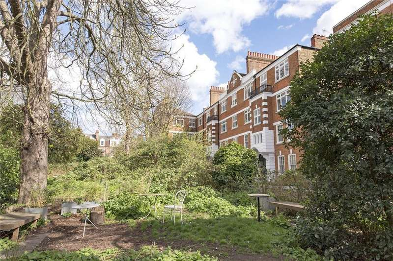 2 Bedrooms Flat for sale in Colehill Gardens, Fulham Palace Road, London, SW6