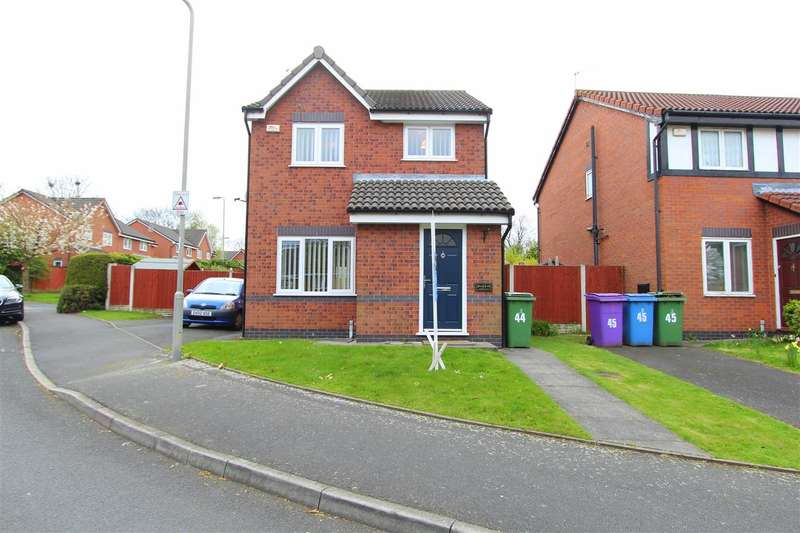 3 Bedrooms Detached House for sale in Hollins Close, Wavertree, Liverpool