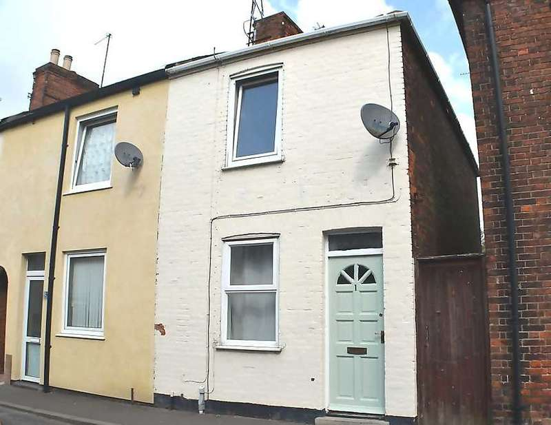 2 Bedrooms End Of Terrace House for sale in Portland Place, King's Lynn