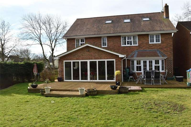 5 Bedrooms Detached House for sale in Church Street, Little Horwood