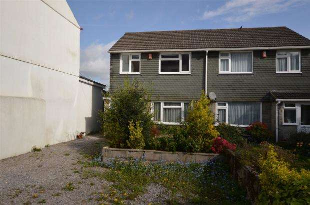 3 Bedrooms Semi Detached House for sale in Underwood Road, Plymouth, Devon