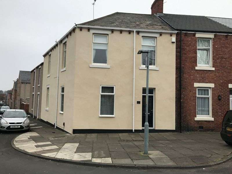 4 Bedrooms Terraced House for sale in Brinkburn Street, South Shields