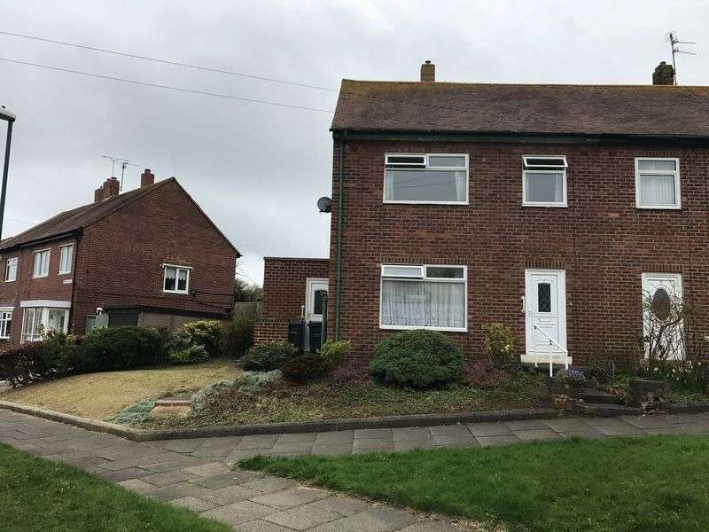 3 Bedrooms Semi Detached House for sale in Westmoreland, Marsden, South Shields