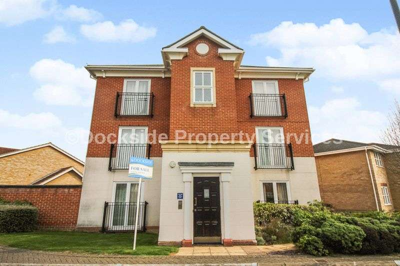 3 Bedrooms Flat for sale in Island Way East, St Mary's Island