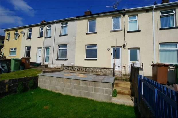 2 Bedrooms Cottage House for sale in Constant Row, Risca, NEWPORT, Caerphilly