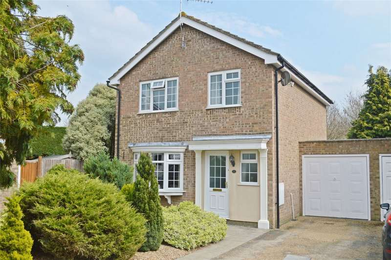 4 Bedrooms Detached House for sale in The Shaws, WELWYN GARDEN CITY, Hertfordshire