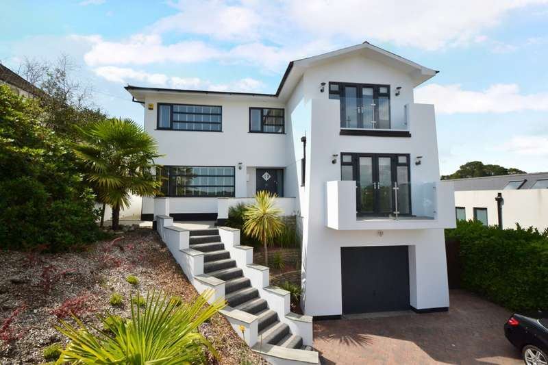 5 Bedrooms Detached House for sale in Lower Parkstone