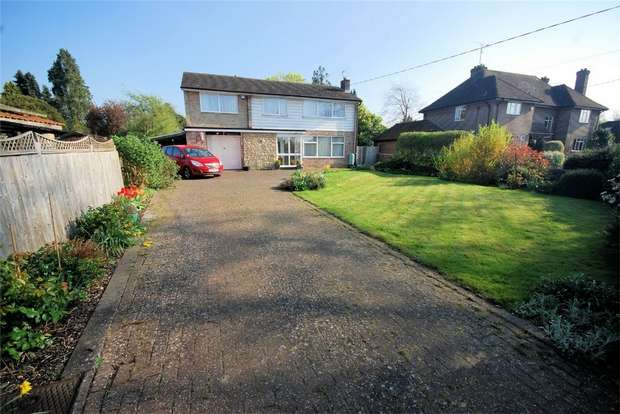 5 Bedrooms Detached House for sale in New Road, Aston Clinton, Buckinghamshire