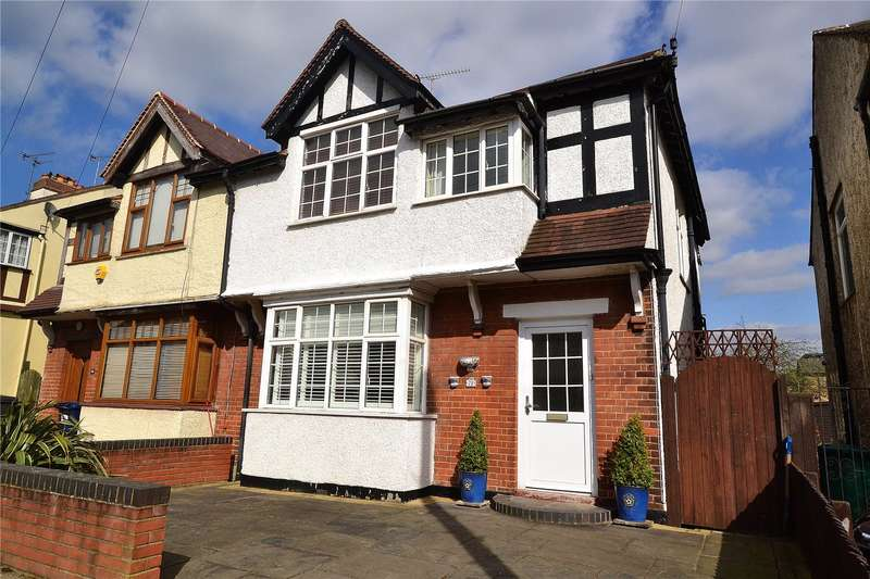 3 Bedrooms Semi Detached House for sale in Cedar Lawn Avenue, Barnet, Hertfordshire, EN5