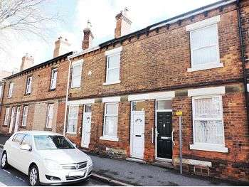 3 Bedrooms Terraced House for sale in Vernon Road, Nottingham, NG6 0BG