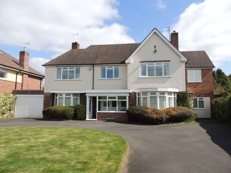 5 Bedrooms Detached House for sale in Woodchester Road, Dorridge, Solihull