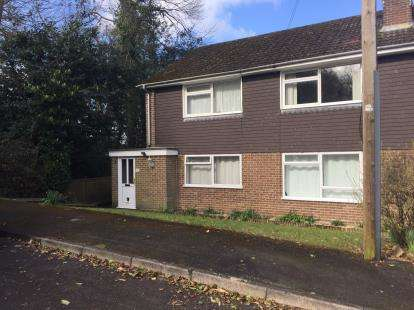 2 Bedrooms Maisonette Flat for sale in Hythe, Hampshire, Southampton
