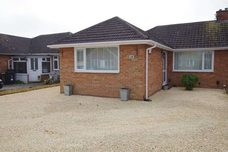 2 Bedrooms Semi Detached Bungalow for sale in Nythe