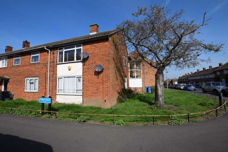 2 Bedrooms Ground Flat for sale in Fullers Mead, Harlow, CM17