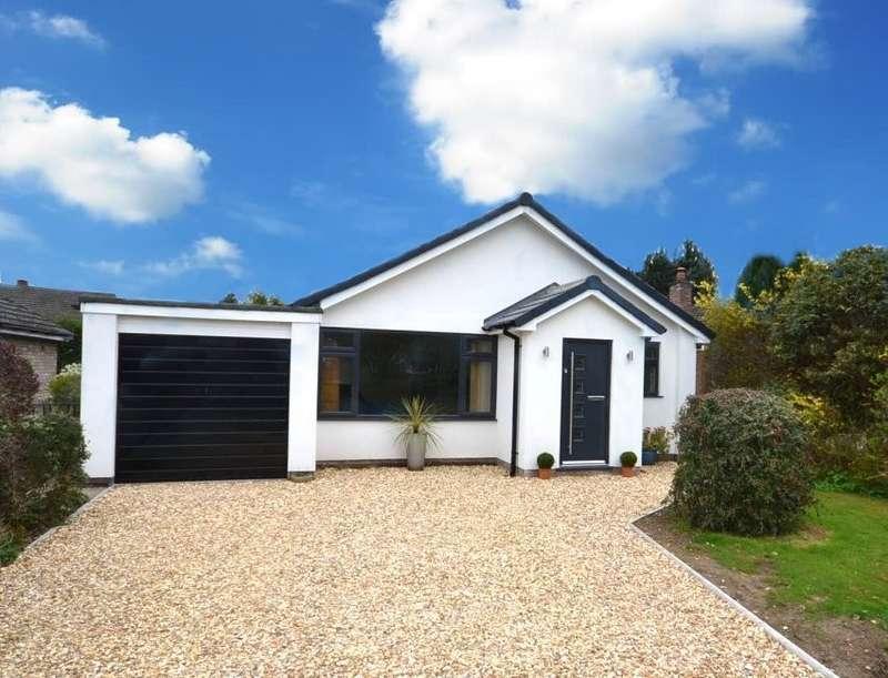 3 Bedrooms Detached Bungalow for sale in Brocklehurst Way, Tytherington