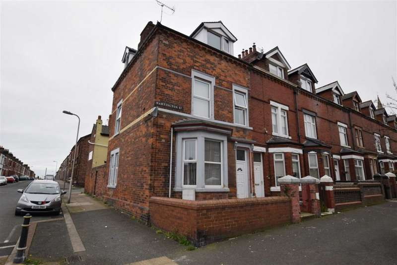 4 Bedrooms Terraced House for sale in Hartington Street, Barrow In Furness, Cumbria