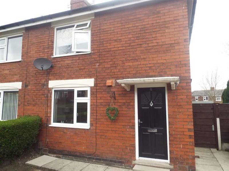 2 Bedrooms Property for sale in Jubilee Avenue, Radcliffe