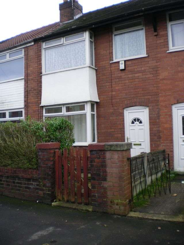 3 Bedrooms Terraced House for sale in Mather Street, Failsworth, Manchester M35 0DS
