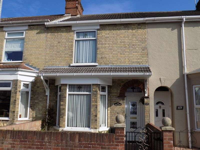3 Bedrooms Terraced House for sale in Albemarle Road, Gorleston, Great Yarmouth