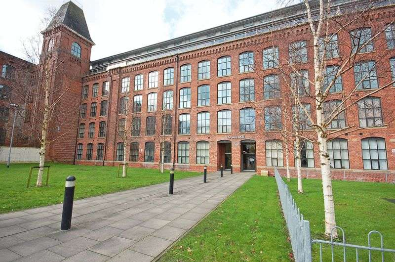1 Bedroom Flat for sale in Victoria Mill, Reddish