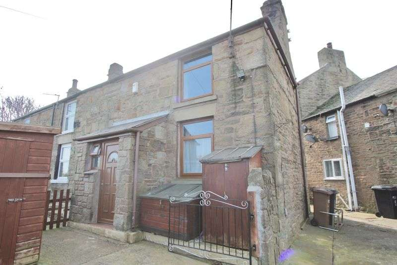 2 Bedrooms Terraced House for sale in Profitt Terrace, Gwesypr