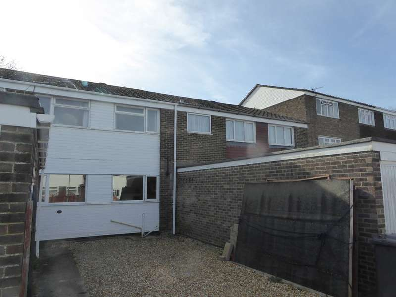 6 Bedrooms Terraced House for sale in Edgehill Close, Basingstoke