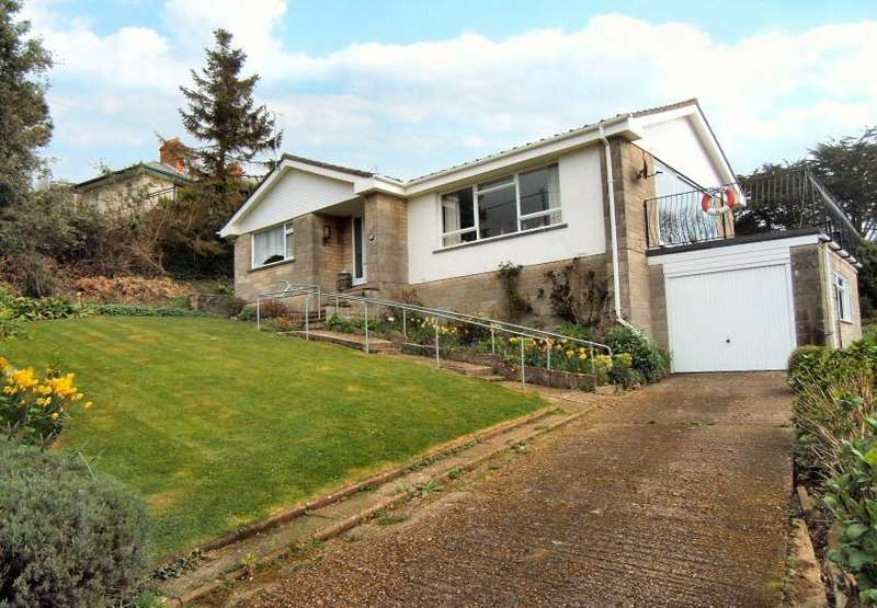 2 Bedrooms Bungalow for sale in Steephill Court Road, Ventnor, Isle of Wight,