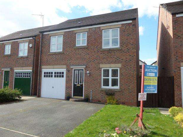 4 Bedrooms Detached House for sale in GLEBE CLOSE, FISHBURN, SEDGEFIELD DISTRICT